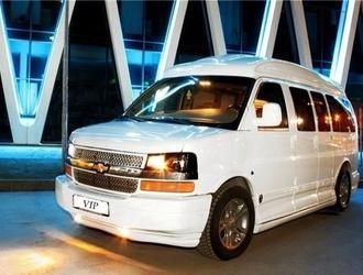 Chevrolet Express VIP (6 мест)