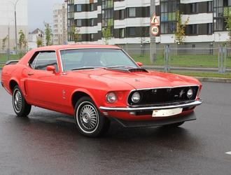 Ford Mustang 1969г.